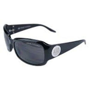 Armani Exchange Rectangular Sunglasses Black AX062